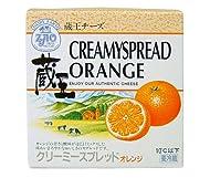 蔵王クリーミースプレッド・オレンジ