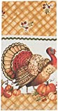Kay Dee Designs H2540 Harvest Blessings Turkey Cotton Terry Towel