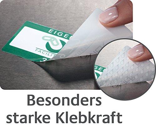Avery Zweckform 20 feuilles d'étiquettes d'identification en polyester Pour le marquage d'appareils 45,7 x 21,2 mm
