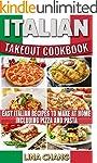 Italian Takeout Cookbook Favorite Ita...