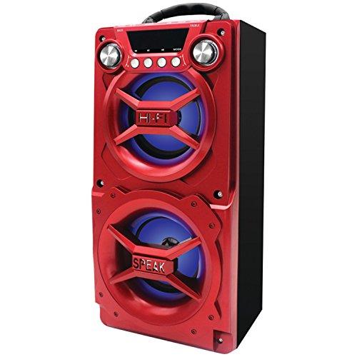 sylvania-sp328-red-portable-bluetooth-speaker