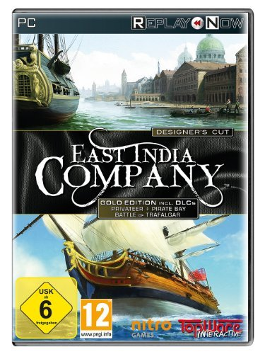 Replay Now: East India Company Gold Edition 2012 by Topware Interactive (East India Company Gold Edition compare prices)