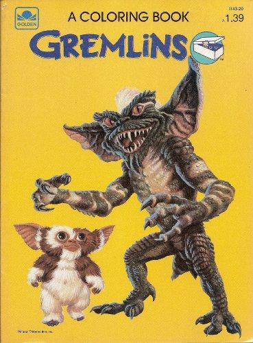 Gremlins -- a Coloring Book PDF