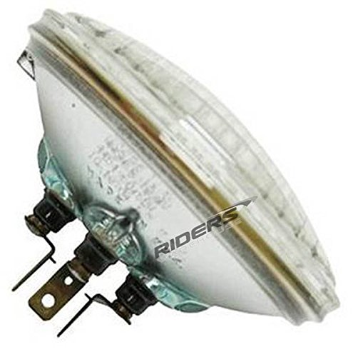 Candlepower Ge 4454 Sealed Beam 4 1/2In. Headlamp - 12V, 60/60W 4454