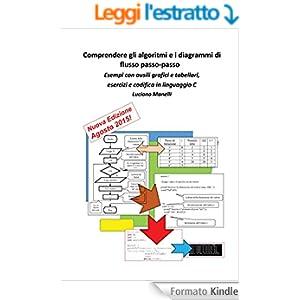 Comprendere gli Algoritmi e i diagrammi di flusso passo-passo: esempi con ausili grafici e tabellari, esercizi e codifica in linguaggio C: Edizione Agosto ... of Modern Information Technology)