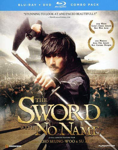 Blu-ray : Sword With No Name (2 Discos)