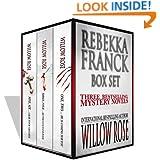 Rebekka Franck Series Box Set: Vol 1-3