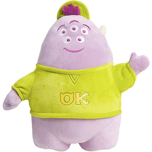 Monsters University Squishy