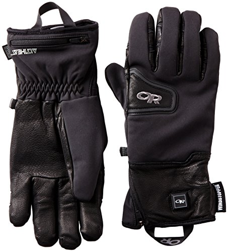 outdoor-research-stormtracker-heated-gants-sport-dhiver-m-black