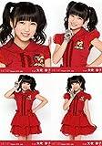 HKT48 公式生写真 Theater 2015.July 月別07月 【矢吹奈子】 4枚コンプ