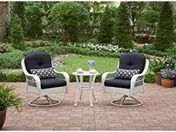 Fancy Better Homes and Gardens Azalea Ridge Pc Woven Bistro Set