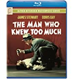 The Man Who Knew Too Much [Blu-ray]