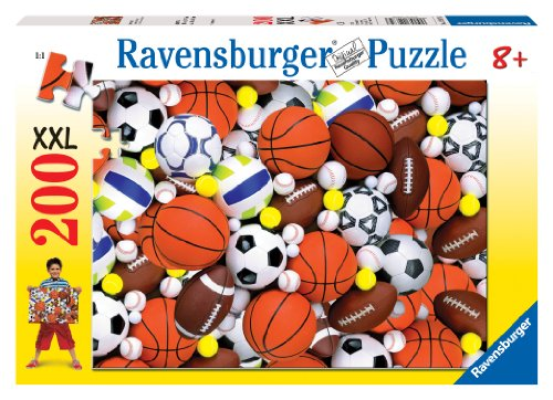 Ravensburger Sporting Fun - 200 Pieces Puzzle