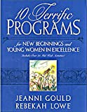 img - for 10 terrific programs for new beginnings and young women in excellence book / textbook / text book