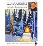Stephen Quiller's Painting Workshop - Acrylic Landscapes