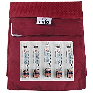 FRIO Insulin Cooling Wallet - Small - Blue - 1130SMBK1130SMBL
