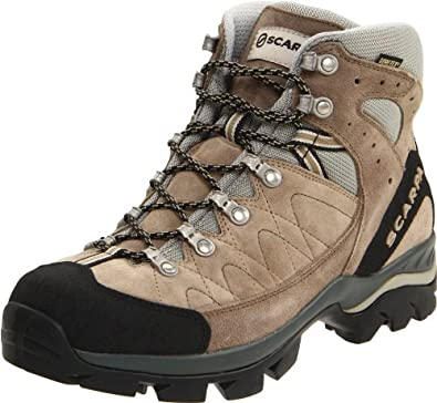 Scarpa Men's Kailash GTX Hiking Boot,Pepper/Stone,41 EU (US Men's 8 Medium)