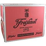 Freixenet Cava Cordon Rosado (Rosé) 20cl Bottle - 12 Pack