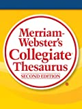 img - for Merriam-Webster's Collegiate Thesaurus, Second Edition book / textbook / text book
