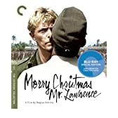 Merry Christmas Mr. Lawrence - The Criterion Collection (戦場のメリークリスマス クライテリオン版 Blu-ray 北米版)