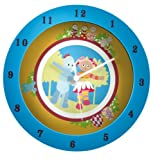 Wesco In The Night Garden Wall Clock