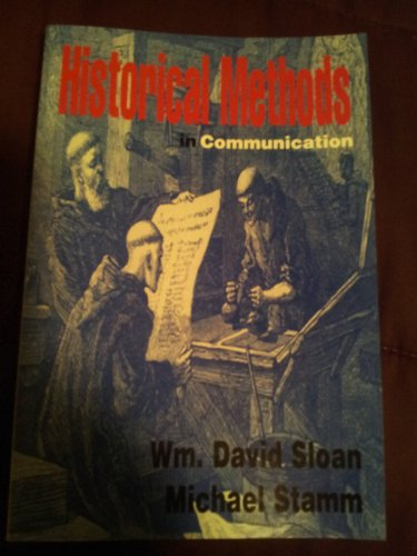 Historical Methods in Communication, 3d Ed