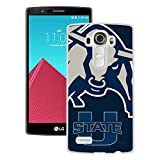 img - for LG G4 Case,Ncaa Pacific 12 Conference Pac 12 Football Ncaa Mountain West Conference Mwc Utah State Aggies 6 LG G4 Screen Shell Case,Luxury Cover book / textbook / text book