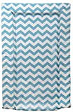 East Coast Nursery Chevron Changing Mat Turquoise