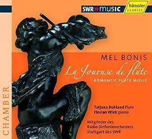 フルートの悦び - メル・ボニによるフルート作品集 ( Mel Bonis : La Joueuse de flute - Romantic Flute Music / Tatjana Ruhland )