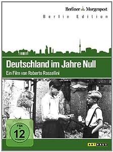 Deutschland im Jahre Null (Berlin Edition)