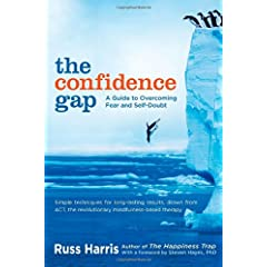 Learn more about the book, The Confidence Gap: A Guide to Overcoming Fear and Self-Doubt