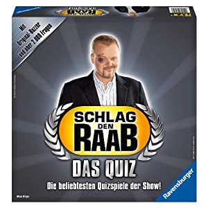 Schlag den Raab - Das Quiz