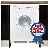 White Knight C43AW Integrated Vented Dryer