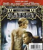 Image de El Gran Gatsby (Bd + Dvd + Copia Digital) (Blu-Ray) (Import Movie) (European Format - Zone B2) (2013) Leonardo