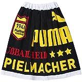 (プーマ)PUMA スイミング ラップタオル 60 A 053042 [ユニセックス] 01 ブラック L120×W60cm