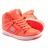 DC Shoes Rebound High Boots (Hot Coral)