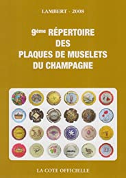 Repertoire  des Plaques de Muselets de Champagne
