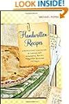 Handwritten Recipes: A Bookseller's C...