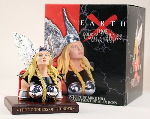 Buy Alex Ross Earth X Thor Limited Edtion Bust