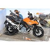 KTM Sm-t 990 Orange Schwarz 1/12 KTM Motorradmodell Motorrad Modell