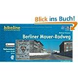 bikeline Radtourenbuch, Berliner Mauer- Radweg, 1 : 20 000, wetterfest/reißfest, GPS-Tracks Download