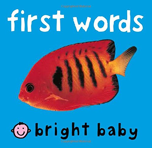 First Words (Bright Baby) (Bright Baby Board Books compare prices)
