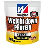 ウイダー ウエイトダウンプロテイン フルーツミックス味 900g (約60回分)