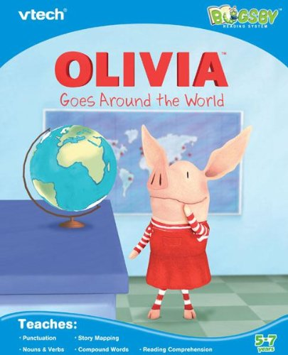 VTech Bugsby Reading System Book - Olivia