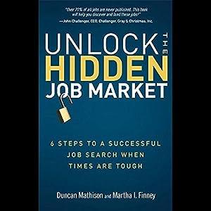 Unlock the Hidden Job Market Hörbuch