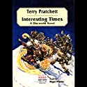 Interesting Times: Discworld #17 Audiobook by Terry Pratchett Narrated by Nigel Planer