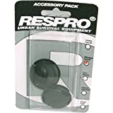 Respro® Techno Anti-Pollution Face Mask Replacement Valves - 2 Pack