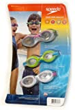 Speedo Junior Swim Goggles - Set of 3