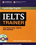 IELTS Trainer Six Practice Tests with Answers and Audio CDs (3) (Authored Practice Tests)
