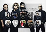 Chickenfoot Guitar Pick Display Limited 200 Only